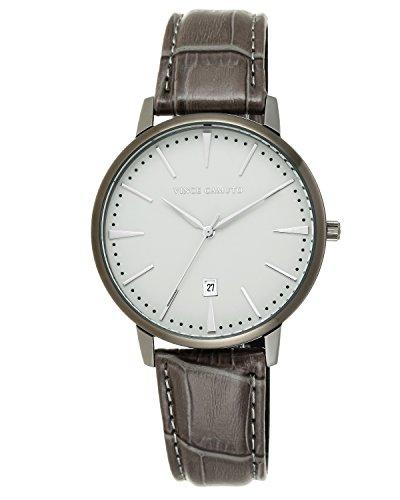 vince-la-socio-camuto-unisex-reloj-infantil-de-cuarzo-con-esfera-analogica-blanca-y-gris-correa-de-p