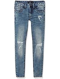 Name It Nitasher Xsl/Slim Dnm Pant Lmtd, Jeans Garçon