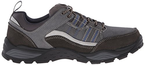 Mens Skechers Oxford Gurman Trexman Grigio Usa fwqp5