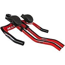 Massi - Manillar Crossbow 2 Carbon Rojo