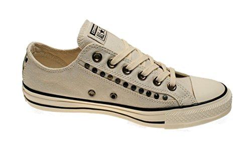 Converse All Star Eyebrow Cut Ox Damen Sneaker Neutral Natural