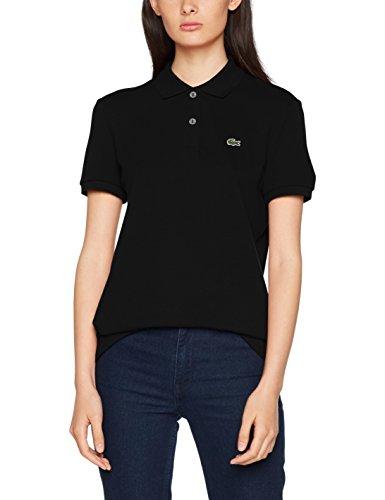 Lacoste Damen Poloshirt Pf7839, Schwarz (Noir), (Herstellergröße: 38)