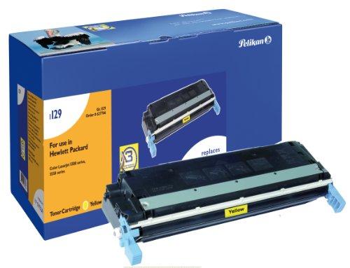 Pelikan Toner-Modul 1129y ersetzt HP C9732A, Gelb, 13200 Seiten -