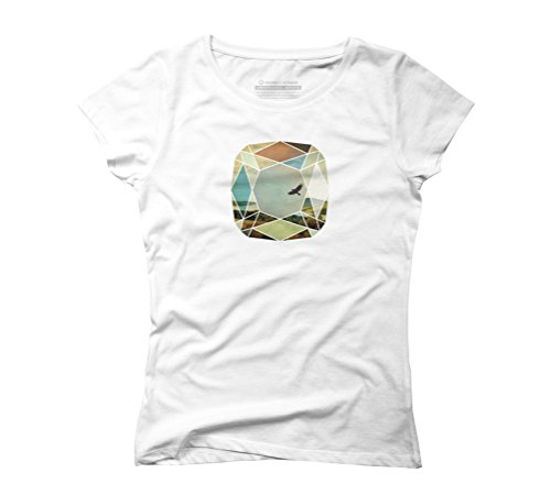 Diamonds in the Rough #2 Women's Graphic T-Shirt - Design By Humans White