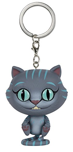 Funko - Porte Clé Disney - Cheshire Cat Pocket Pop 4cm - 0849803075958
