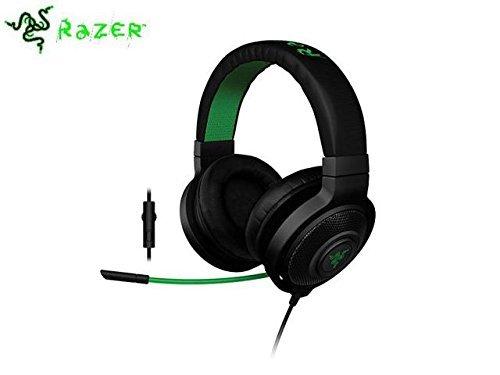 Razer Kraken Pro 2015 Audio Analog Gaming Headset w Mic Black  available at amazon for Rs.26429