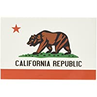 AMERICAN PRIDE FLAGS California State stato Flag bandiera Rub - On Sticker Officially Licensed American Patriot Pride / Flag Artwork, 3