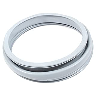 SPARES2GO Door Seal Rubber Gasket for Indesit Washing Machine - Fitment List O