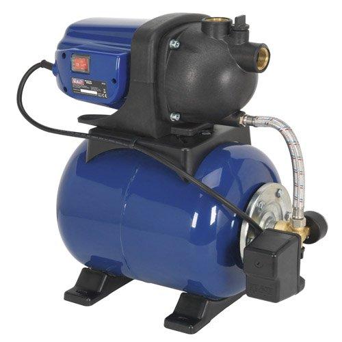 Preisvergleich Produktbild SEALEY wpb050 Oberfläche Montage Booster Pumpe,  50 Liter / Min,  230 V