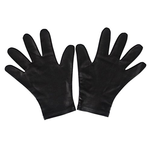 De-Cos Hetalia Axis Powers Cosplay Accessory Black Gloves 1st (Hetalia Cosplay Kostüme)