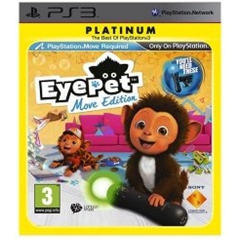 EyePet : Move Edition - Platinum (PS3) [Importación inglesa]