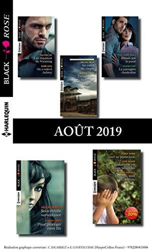 11 romans Black Rose (n°546 à 549 - Août 2019) par Collectif