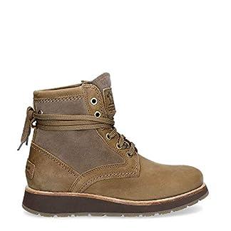Panama Jack Women's Boots Clarence B3 Nobuck Vison/Mink 5