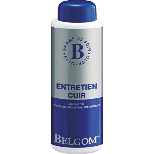 Belgom 11.0500 Entretien Cuir, 500 ML