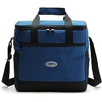 BaBaSM Praktisch Lunch Bag Große Isolierte Kühler Kühltasche Outdoor Camping Picknick Mittagessen Schulter Handtasche