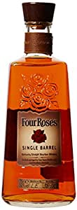 Four Roses Single Barrel Kentucky Straight Bourbon Whiskey, 70 cl