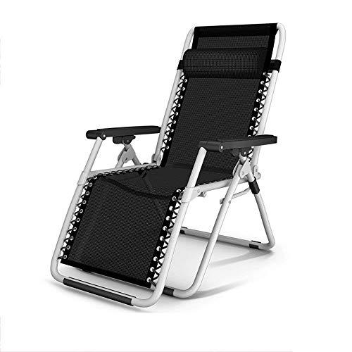 2 Sitz-liegesessel Sofa (Sofa Betten Folding Lounge Chair Mittagspause Siesta Bett Haushalt Erwachsene Liegesessel Multifunktions Tragbare Cool Stühle Teslin Individual (Farbe: Kunststoff Lock 2 & mal; 2 Black Pad))
