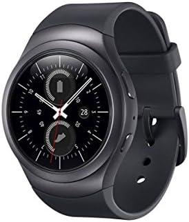 Samsung Gear S2 - reloj inteligente (802.11b, 802.11g, 802.11n), Gris (Dark Grey)