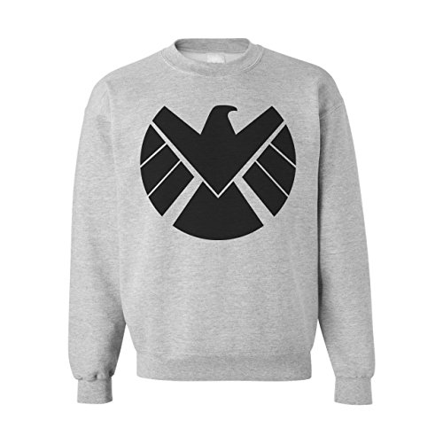 Agents Of S.H.I.E.L.D. Shield Logo Medium Unisex Sweater