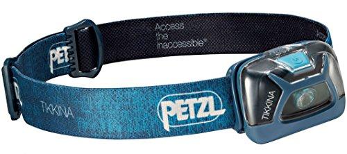 Petzl Stirnlampe Tikkina,  LEDs, blau