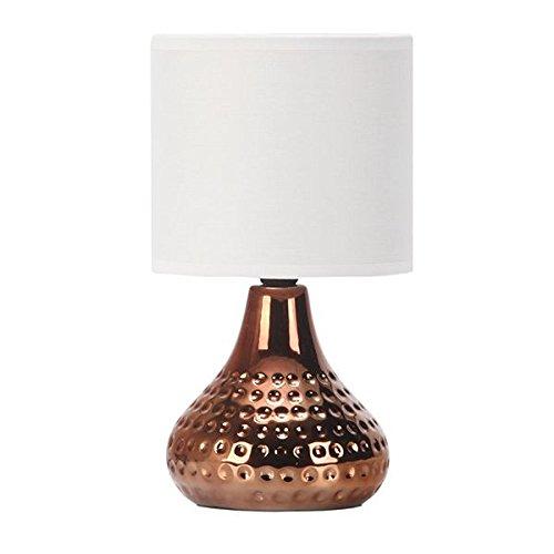 Lampada Soggiorno in ceramica ramato Mam' zelle