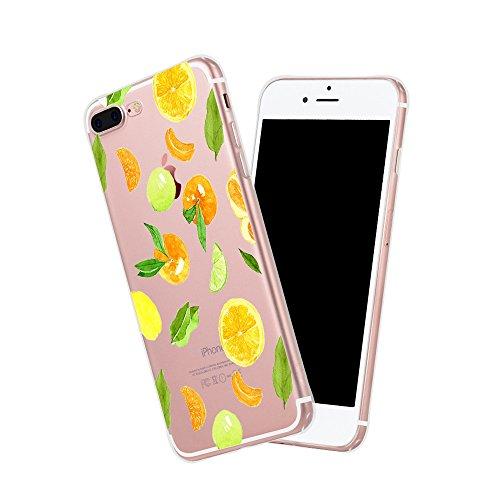 iPhone 7 Puls Custodia Marmo TPU Gel Silicone Protettivo Skin Custodia Protettiva Shell Case Cover Per Apple iPhone 7 Puls (5,5) (2) 8