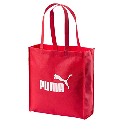 Puma Core Shopper 074731 03 Damen Shopper Rot (Rot)