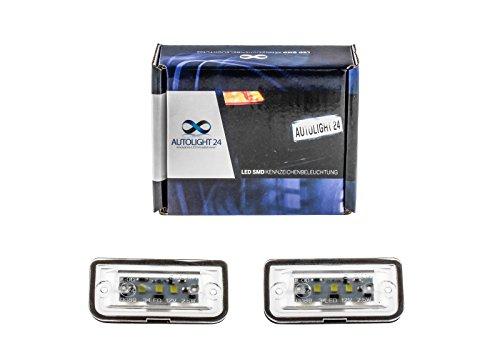 Preisvergleich Produktbild LED Kennzeichenbeleuchtung Nummernschildbeleuchtung 212