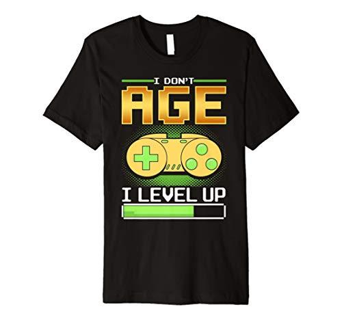 Funny Level Up T Shirt Birthday Gift For Gamer Boyfriend