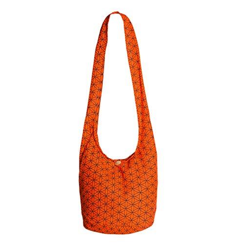 'Flower of Life', in orange, M ()