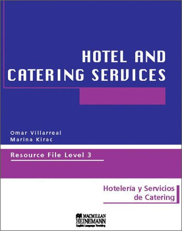 Polimodal English Level 3 - Hotel & Catering Servicio por Marina Kirac