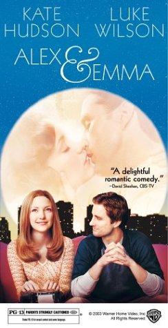 Preisvergleich Produktbild Alex & Emma [VHS]
