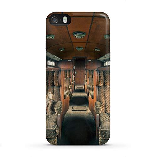 artboxONE Apple iPhone SE Premium-Case Handyhülle Holzklasse von Michael Schwan