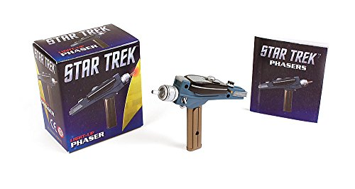 Star Trek. Phaser (Running Press Mini Kit) por Vv.Aa