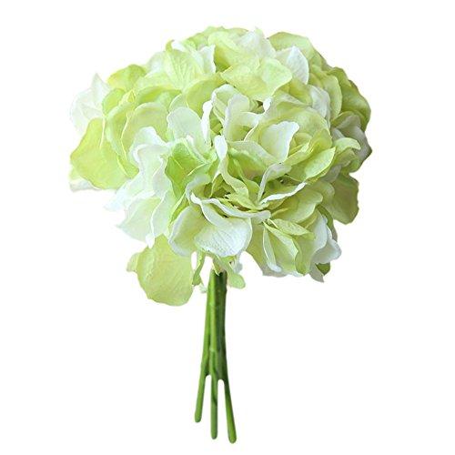 Dvhblxux Artificielle Fleur pivoine Bouquet De Mariée Mariage Décoration Florale d'ornement de fleurs Beauté naturelle B