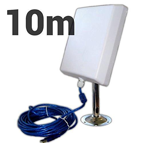 Antena Wifi largo alcance 36dbi