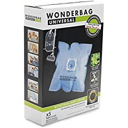 Wonderbag WB415120 Sacs aspirateur Wonderbag Fresh Line x 5