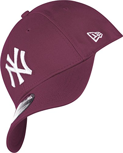 New Era 39thirty League NY Yankees casquette maroon/white