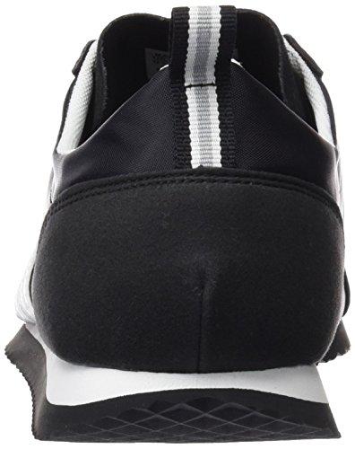 adidas Vs Jog, Scarpe da Corsa Uomo, One Size Nero (Negbas/Ftwbla/Onicla)