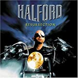 Songtexte von Halford - Resurrection