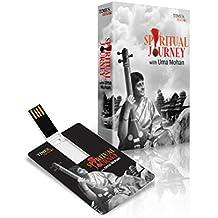 Music Card: Spiritual Journey with Uma Mohan (4 GB)