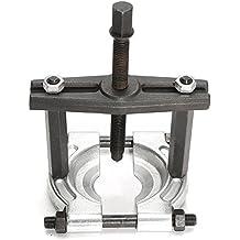 Rishil World 12pcs Multifunction Carbon Steel Bearings Removal Tool Gear Puller Tool Kit