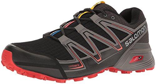 Salomon  Speedcross Vario, Chaussures de Trail homme Noir