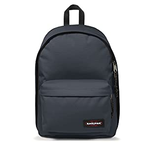 Eastpak Sac à Dos Loisir Out of Office, 44 cm, 27 L, Bleu (Midnight Bleu)