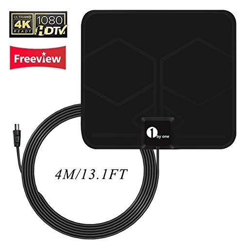 Antenne 1byone 0.5mm intérieure Full HD HDTV