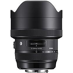 Sigma Objectif 12-24mm F4 DG HSM Art - Monture Canon