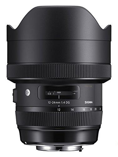Sigma 12-24mm F4,0 DG HSM Art für Canon Objektivbajonett schwarz