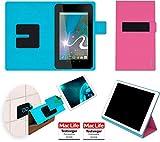 reboon Hülle für HP Slate 7 Tasche Cover Case Bumper   in Pink   Testsieger