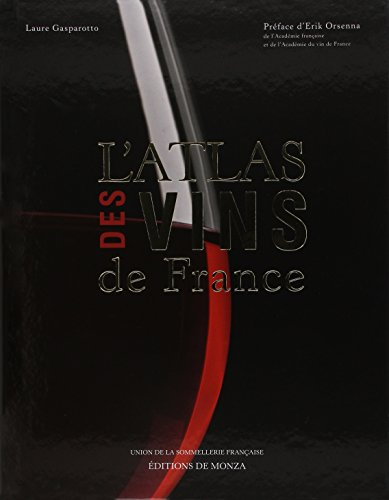 L'atlas des vins de France