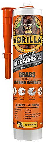 gorilla-glue-2044001-grab-adhesive-100-waterproof-290ml-new-by-gorilla-glue